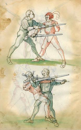 004-Fechtbuch-1520-Staatsbibliothek zu Berlin
