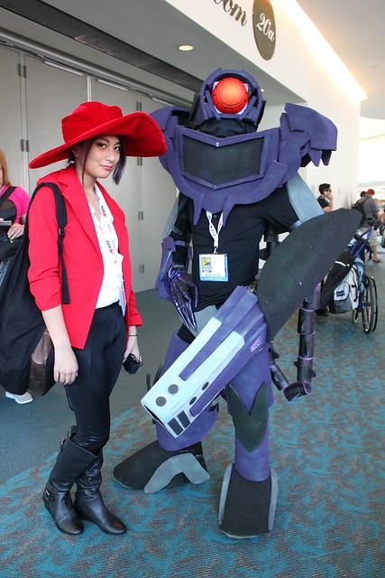 San Diego Comic-Con 2013 - Day 1