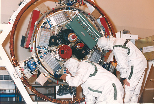 Repair to the Huygens probe