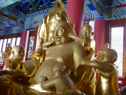 Yunnan13-Dali-12. Pavillon des sculptures (2)