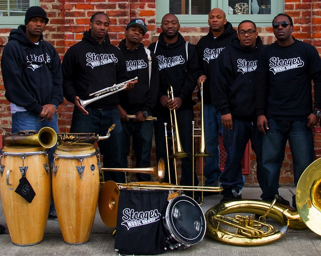 Stooges Brass Band. Photo courtesy of Hypersoul, LLC.