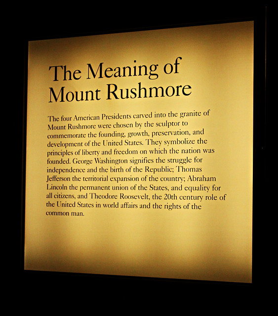 Meaning of Mount Rushmore
