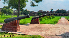 MUGHAL's Cannons