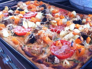 9867288813 30a489ddf6 n Vegan Pizza Favourites