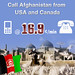 International calling from USA and Canada to Afghanistan is now more cheap and easy by Amantel