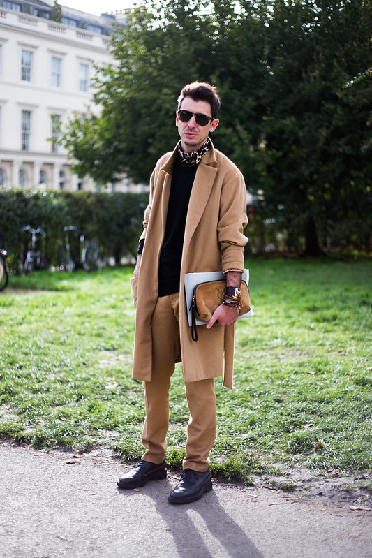 Street Style - Javier, Frieze Art Fair
