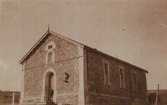 St Joseph's School Hall, Willunga, c 1920.