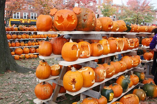 Keene Pumpkin Festival {Keene, New Hampshire} - Life at
