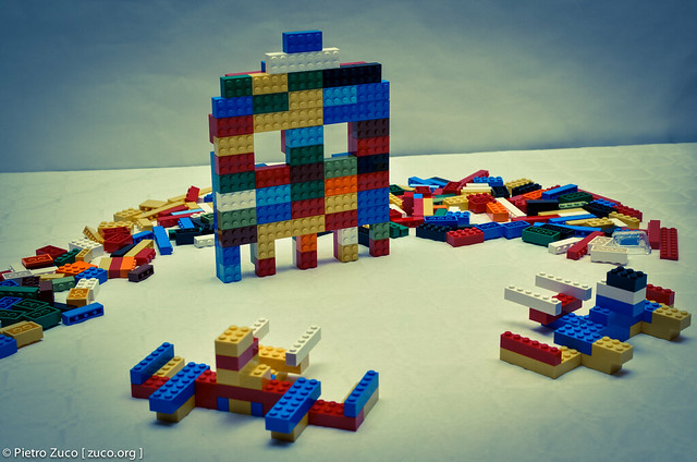 Lego from Flickr via Wylio
