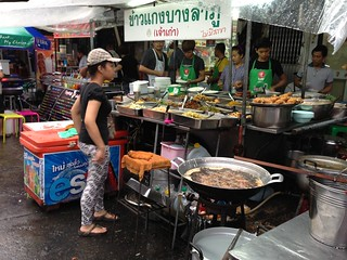 Image of Khaosan Road.