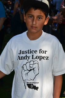 2013/11/09 Justice 4 Andy Lopez Rally