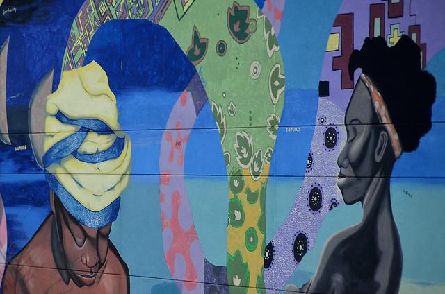Graffitis del Bronx