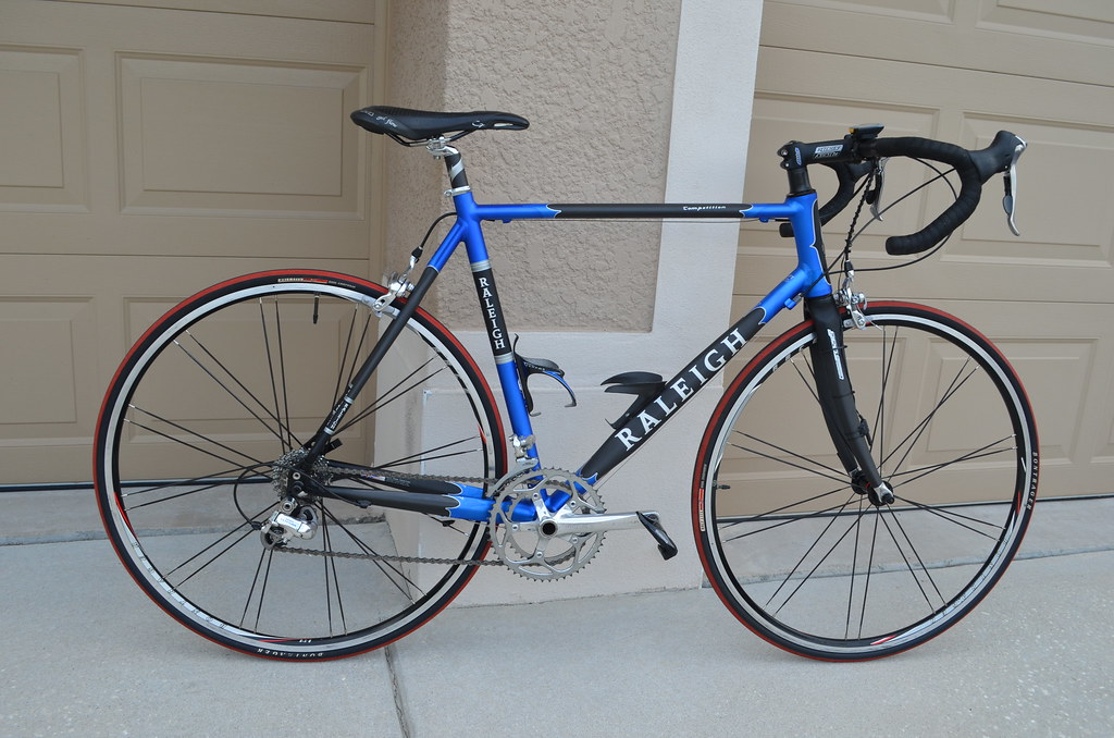 raleigh competition carbon tampa bike trader