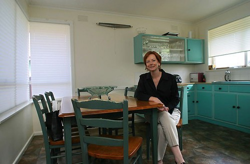 Julia Gillard Fruit Bowl
