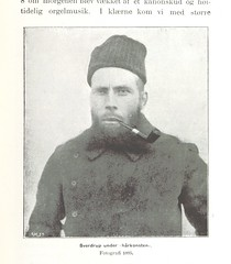 """British Library digitised image from page 1061 of """"Fram over Polhavet. Den norske Polarfærd 1893-1896. ... Med et Tillæg af Otto Sverdrup"""""""