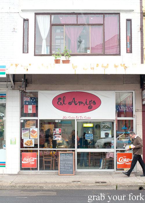 El Amigo Peruvian restaurant, Glebe