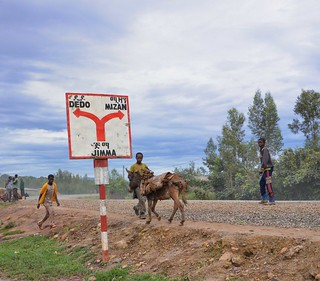 Beyond Jimma, Heading South, Ethiopia