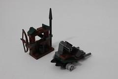 LEGO The Hobbit Lake-Town Guard Polybag (30216)