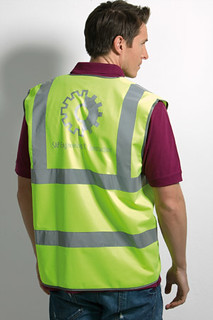 green security jackets | high visibility jacket | safety workwear