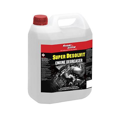 Super Desolvit Engine Degreaser Supershine Nz Car Cleaning
