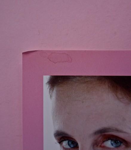 Margaret Mazzantini, Splendore. Mondadori 2013. Art Director: Giacomo Callo; Progetto Grafico: Marcello Dolcini; Graphic Designer: Susanna Tosatti; alla sovracop: ©R. McGinley. Risvolto di q. di sovracop. (part.), 1