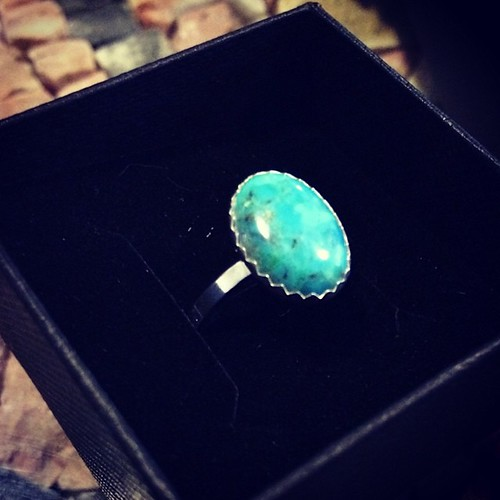 #thebohemiancollective #thebohemiancollectivejewellery #ring #jewelry #turquoise #turquoisering