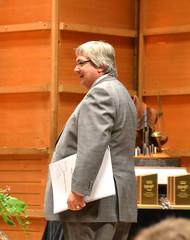 Dr Robert Childs - dirigent Oslo Brass Band