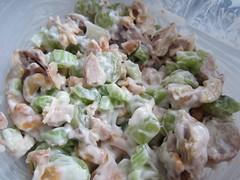 salad, vegetable, food, dish, cuisine, waldorf salad, caesar salad,
