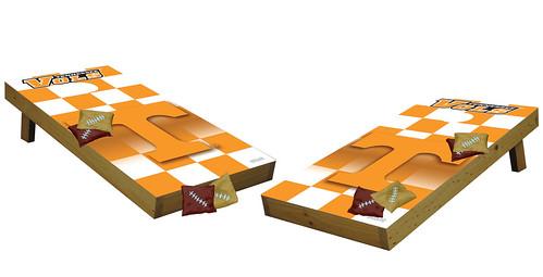 Tennessee Volunteers Premium Cornhole Boards