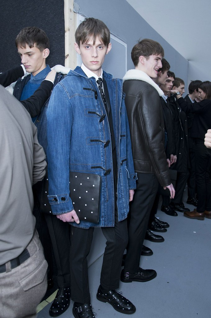 FW14 Paris Dior Homme215_Vic van der Well, Blake Sugarman, Jan Purski(fashionising.com)
