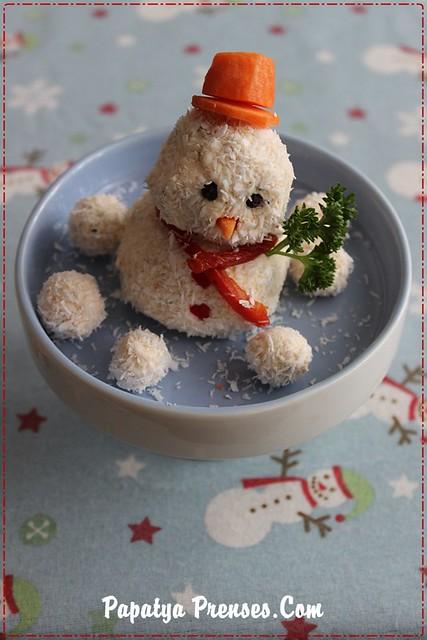 kardan adam kahvaltı 024