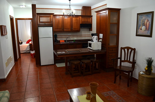 Los Verodes Apartments, El Hierro