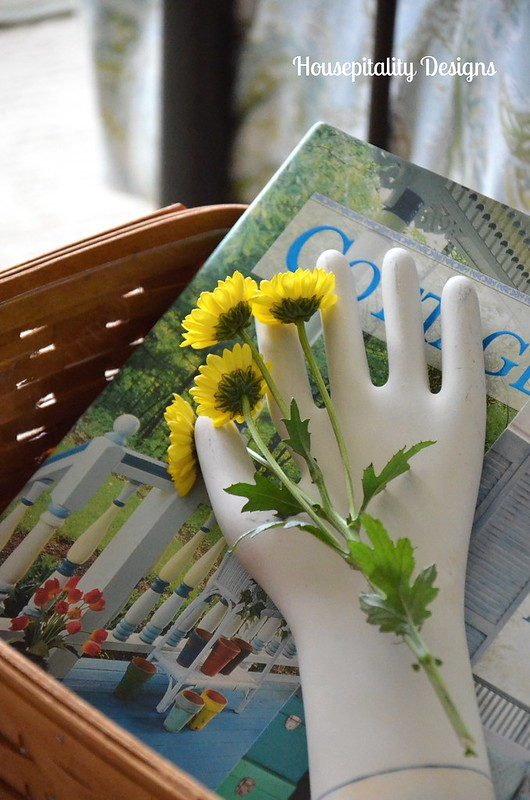 Vintage Glove Form
