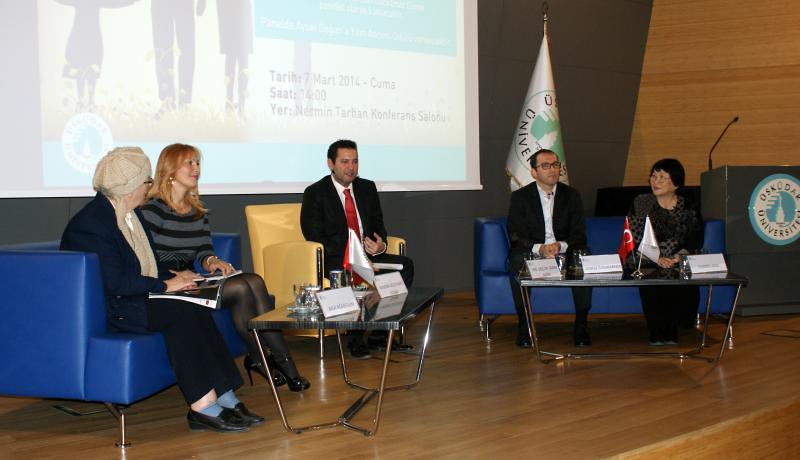 Türk-Japon Dostluğu Üsküdar Üniversitesi'nde ele alındı