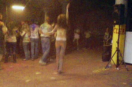 holi dance party