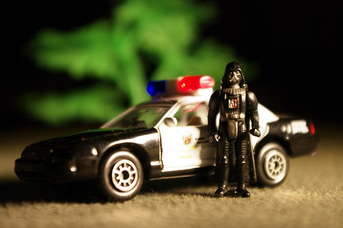 Dark Side of the (Police) Force by ford dagenham