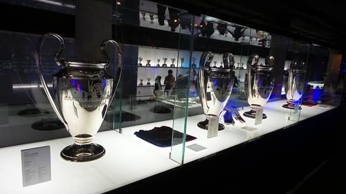 ถ้วยแชมป์เปี้ยนส์ลีกของ FC Barcelona