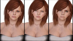 Skin Fair 2014 - .Birdy. Megan, May & Hazel