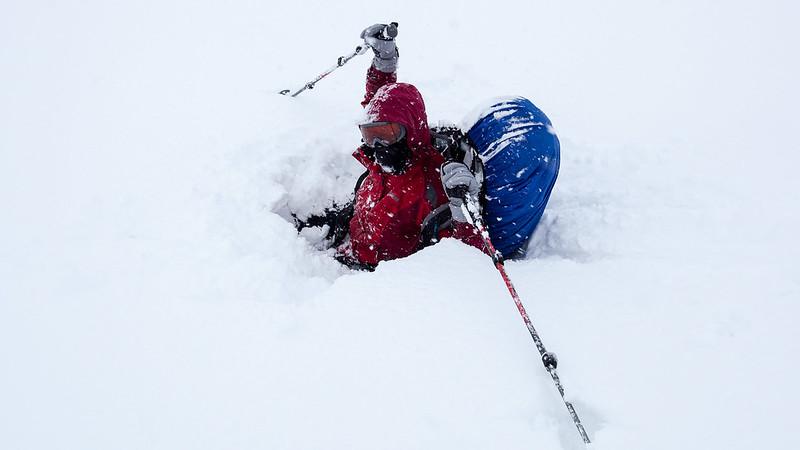 Ausgaben aus der Schneewehe