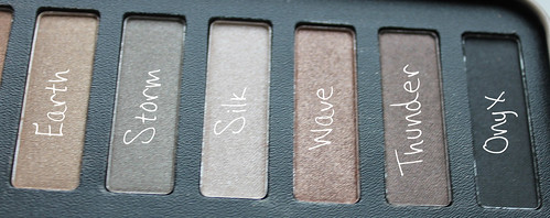 W7 - In The Buff Palette
