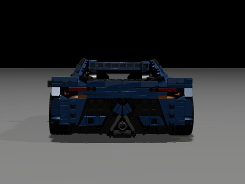 Prowler Radic - rear