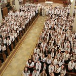 Wed, 04/09/2014 - 14:44 - 2014 Indiana Festival  Cathedral of the Immaculate Conception, Fort Wayne, IN