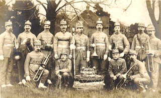 The Althorne Village Band 1913?