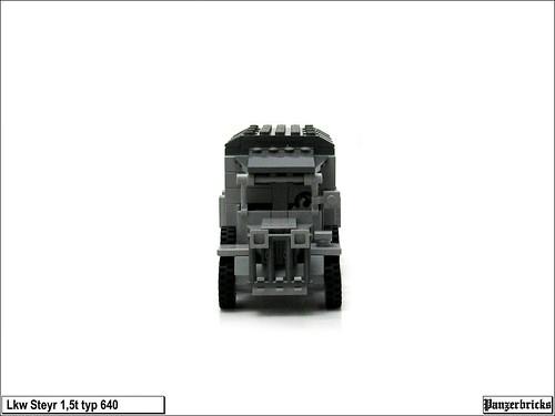 Steyr 1,5t Typ 640 de Panzerbricks