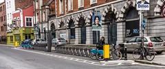 DublinBike Station - Francis Street