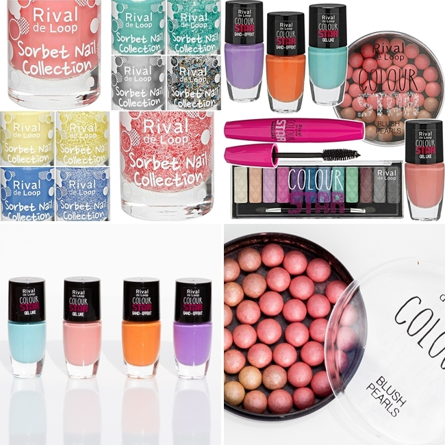 Rival de Loop Sorbet Nail Collection, Rival de Loop Limited Edition, Rossmann, Rival de Loop, Rival de Loop Colour Star, Blush Pearls,  Instagram