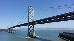 suspension bridge, cantilever bridge, bridge, cable-stayed bridge,