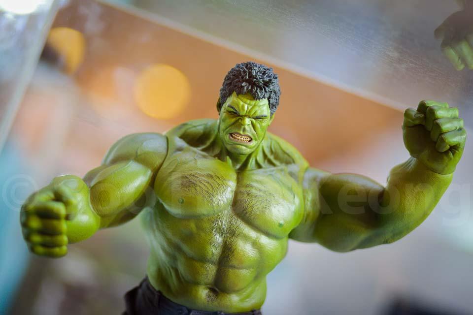Hulk @ Bangkok, Thailand