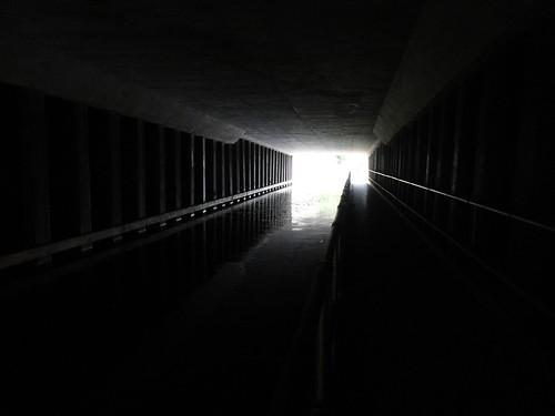 Under the A449