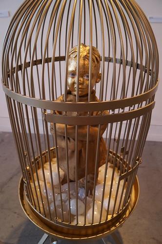 """Kathleen Mitchell, """"Golden Child"""""""